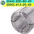 Проволока стальная оцинкованная, отожженная (вязальная) д.1,4 ГОСТ 3282-74