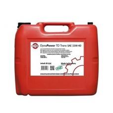 Моторное масло DynaPower TD Trans SAE 15W-40